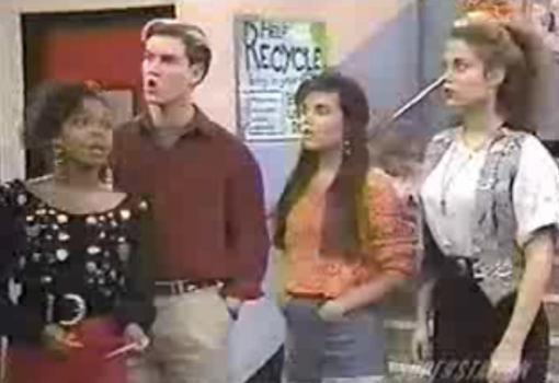 Rembert Explains the '90s: The Saved by the Bell ...